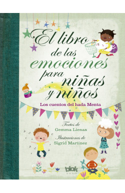 El libro de las emociones...