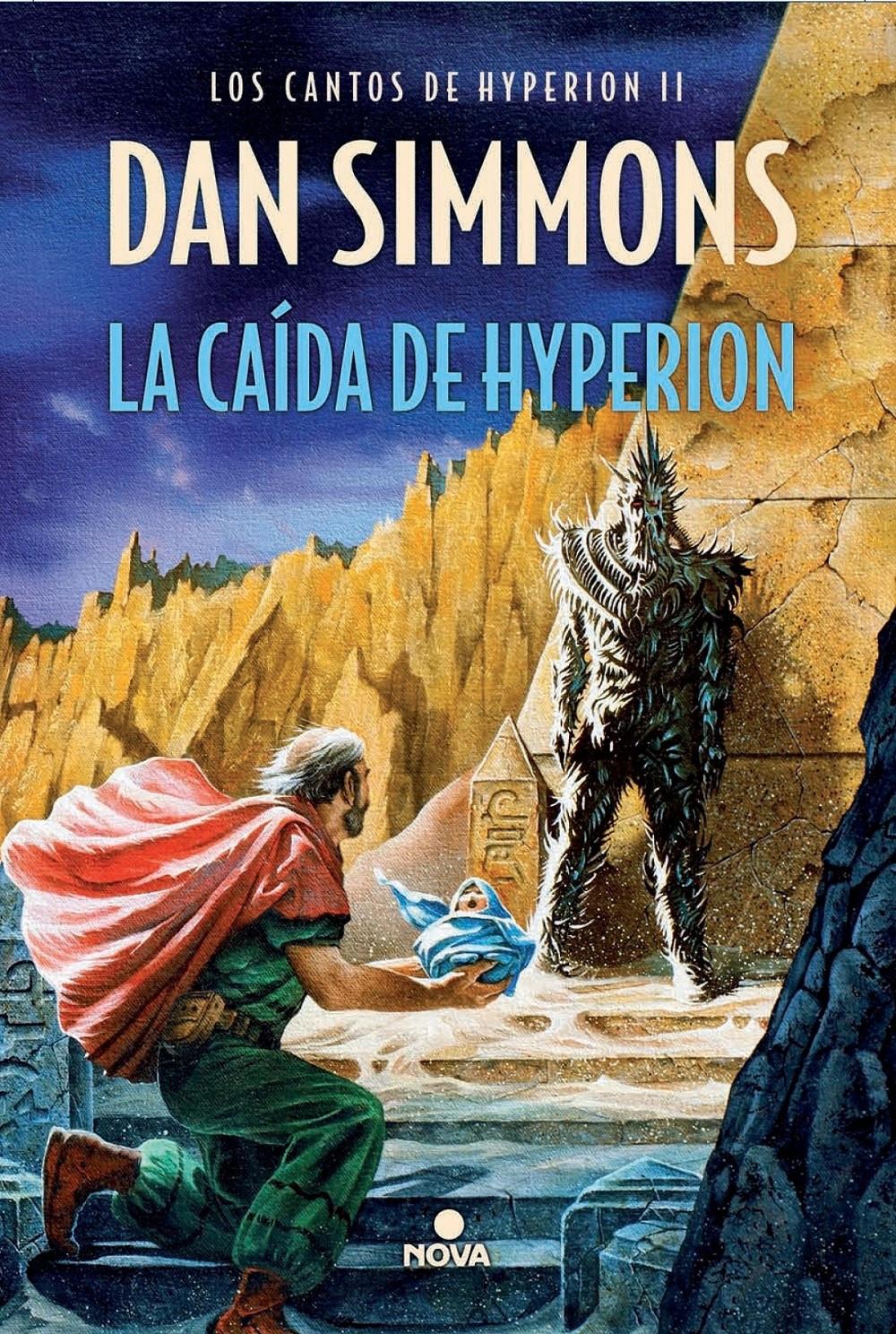 La caída de Hyperion (Los cantos de Hyperion 2)