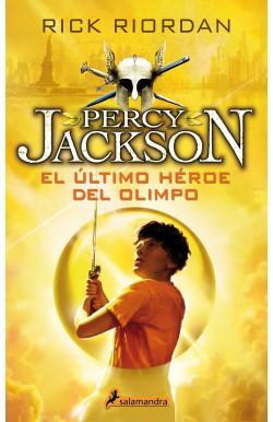 El último héroe del Olimpo 5