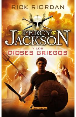Percy Jackson y los dioses griegos (Percy Jackson)