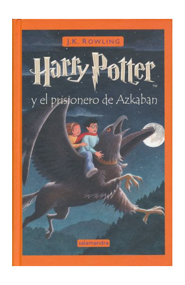 Harry Potter y el prisionero de...