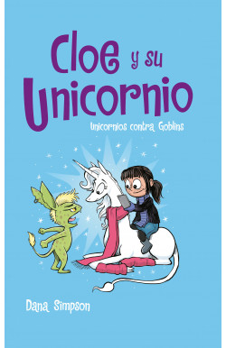 Cloe y su unicornio....