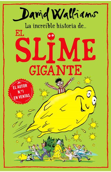 La increíble historia de... El slime...