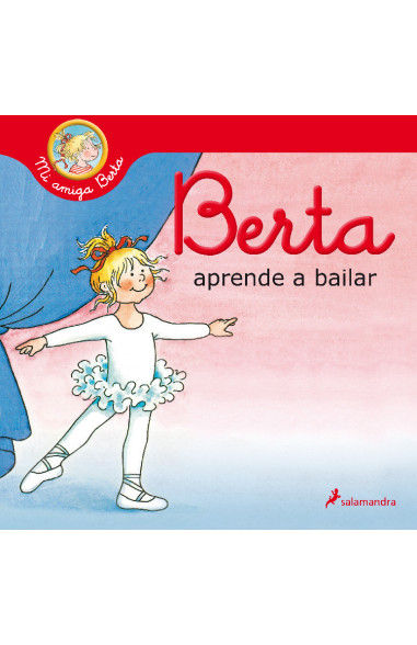 Berta aprende a bailar (Mi amiga Berta)