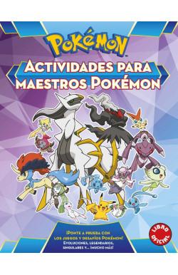 Pokémon. Actividades para...