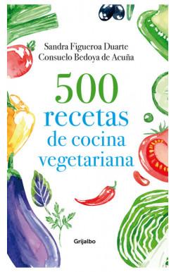 500 recetas de cocina...