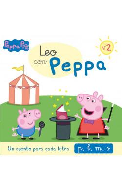 Leo con Peppa  2. Un cuento...