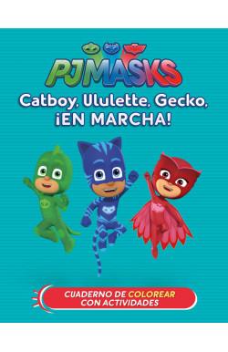 Gecko, Catboy y Ululette,...