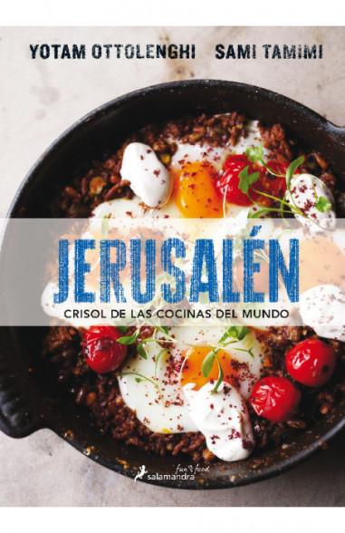Jerusalén. Crisol de las cocinas del...
