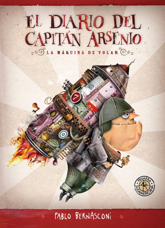 El diario del capitán Arsenio  (KF8)