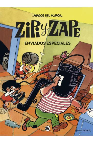 Zipi y Zape. Enviados especiales...