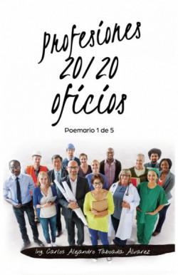 Profesiones 20/20 oficios