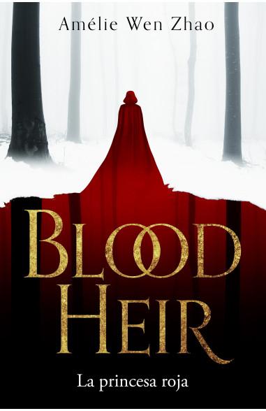 La princesa roja (BLOOD HEIR)