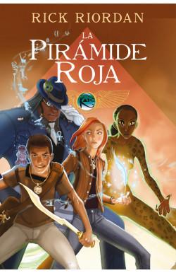 La Pirámide Roja (Las crónicas de los Kane cómic 1)