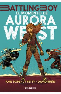 El momento de Aurora West...