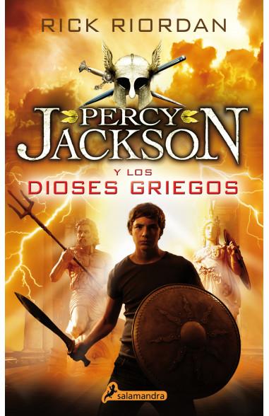 Percy Jackson y los dioses griegos...