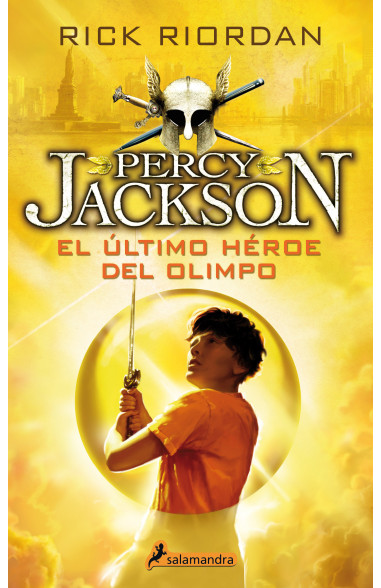 El último héroe del Olimpo (Percy...