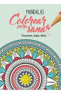 Colorear para sanar - Mandalas
