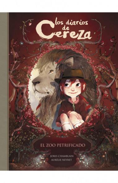 El zoo petrificado (Serie Los diarios...