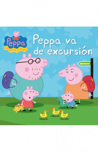 Peppa va de excursión (Un cuento de...