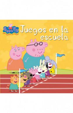 Juegos en la escuela (Un cuento de Peppa Pig)