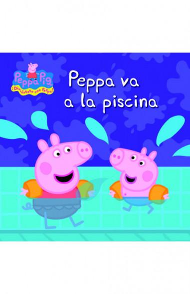 Peppa va a la piscina (Un cuento de...