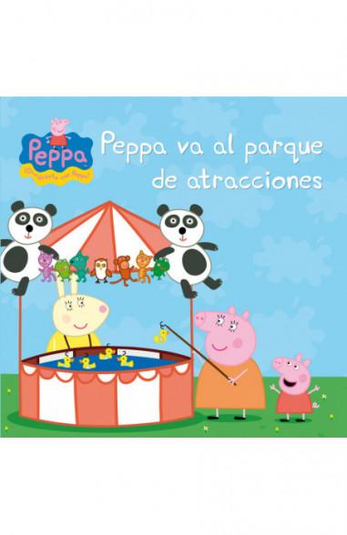 Peppa va al parque de atracciones (Un...