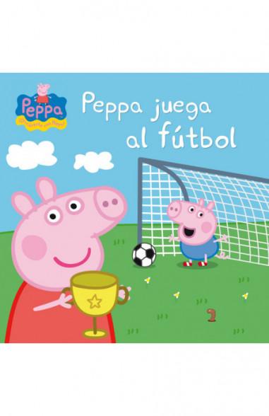 Peppa juega al fútbol (Un cuento de...