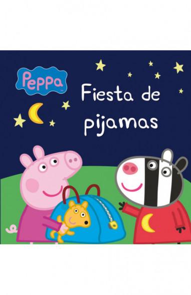 Fiesta de pijamas (Un cuento de Peppa...