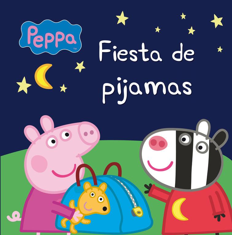 Fiesta de pijamas (Un cuento de Peppa Pig)