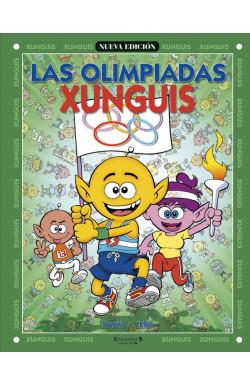 Las Olimpiadas Xunguis (Colección Los Xunguis)