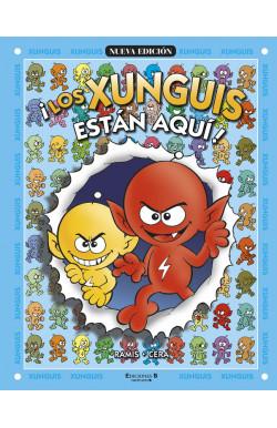 Los Xunguis están aquí (Colección Los Xunguis)