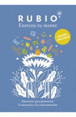 Ejercicios para potenciar la memoria y la concentración (edición exclusiva) (Rubio. Entrena tu mente)