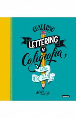 Cuaderno de lettering y...