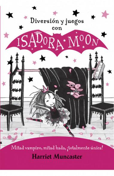 Diversión y juegos con Isadora Moon...
