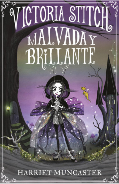 Victoria Stitch: Malvada y brillante...