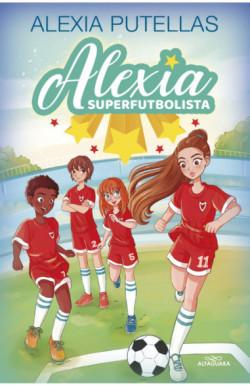 Alexia Superfutbolista...
