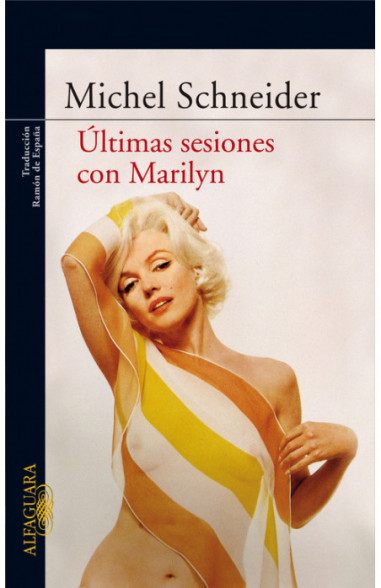 Últimas sesiones con Marilyn