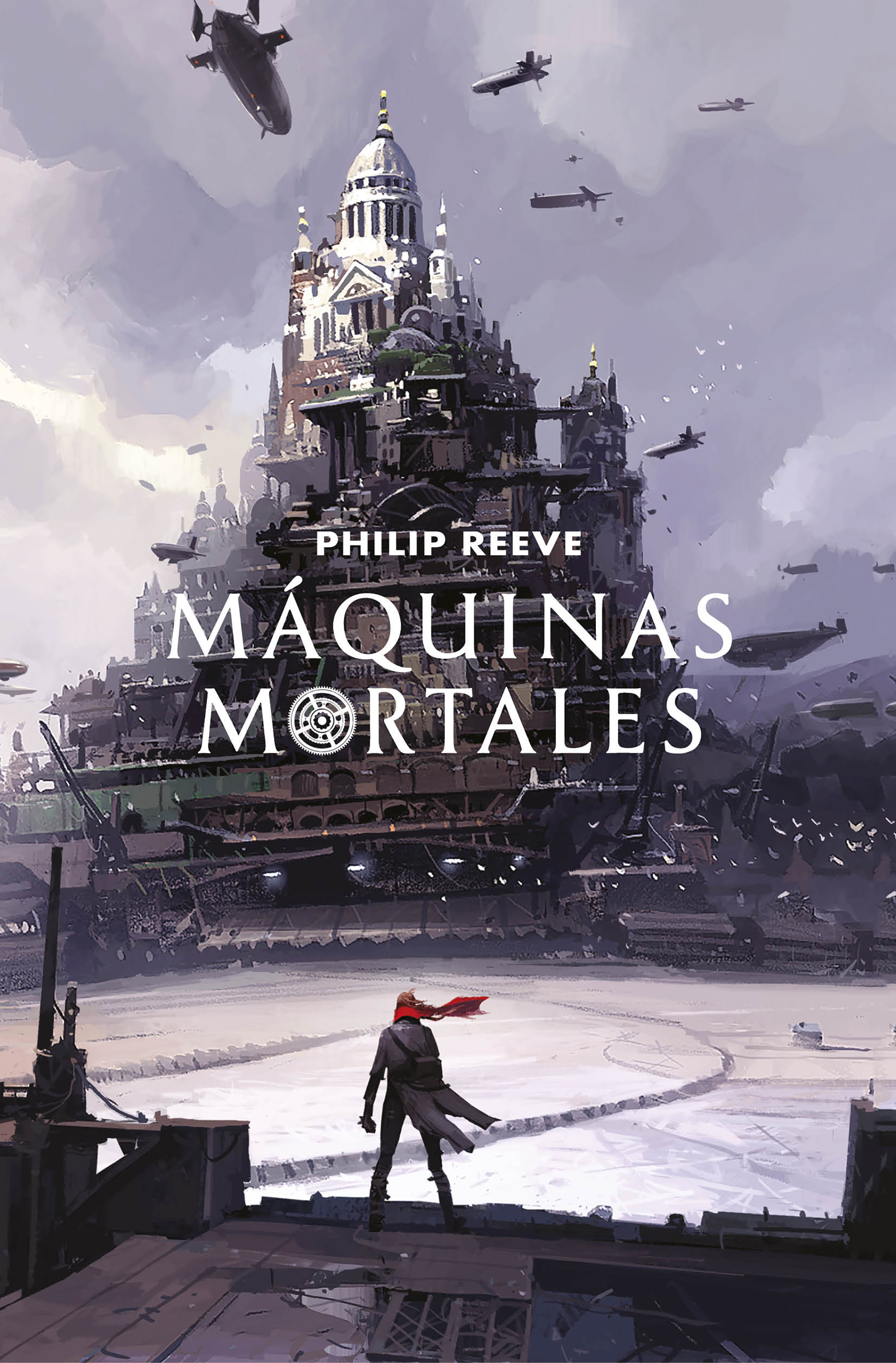 Máquinas mortales (Mortal Engines 1)