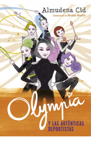 Olympia y las auténticas deportistas...