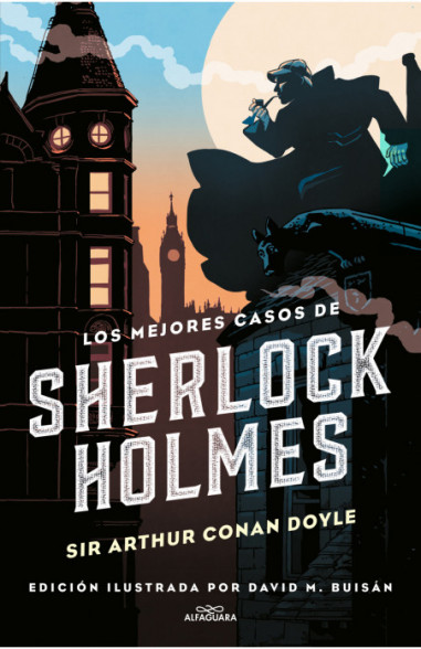 Los mejores casos de Sherlock Holmes...