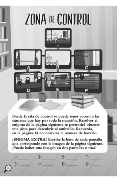 La mansión de los enigmas (Sociedad...