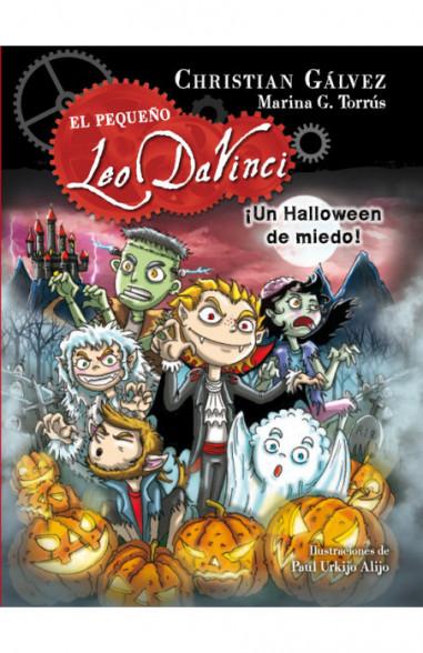 ¡Un Halloween de miedo! (El pequeño...