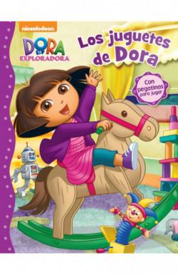 Los juguetes de Dora (Dora la exploradora. Actividades)