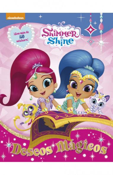Deseos mágicos (Shimmer & Shine. Actividades)
