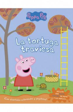 La tortuga traviesa (Peppa Pig. Actividades)
