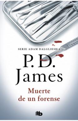 Muerte de un forense (Adam Dalgliesh 6)