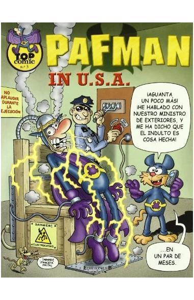 Pafman in U.S.A. (Top Cómic Pafman 3)
