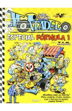 Mortadelo. Especial Fórmula 1 (Números especiales Mortadelo y Filemón)