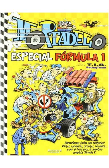 Mortadelo. Especial Fórmula 1...